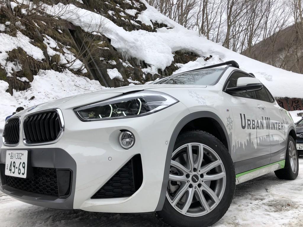 ノキアンデモカー BMW X2